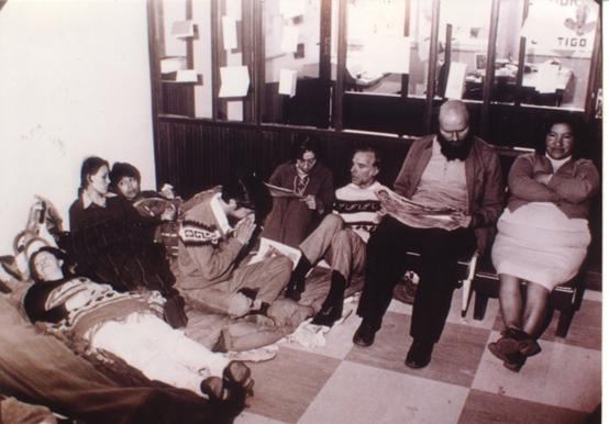 שביתת הרעב בתחילת 1978