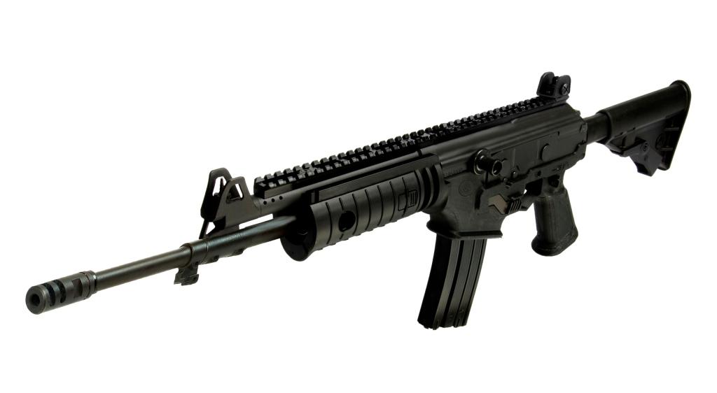 רובה גליל אייס תוצרת תעשיות נשק לישראל (IWI). תמונה: יחסי ציבור